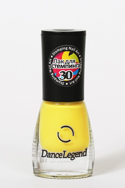 DL Stamping 30 - Neon yellow