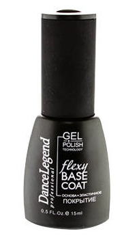 DL Flexy Base Coat Gel Polish