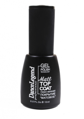 DL Matt Top Coat