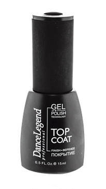 DL Top Coat Gel Polish