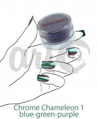 DL Chrome Chameleon 1