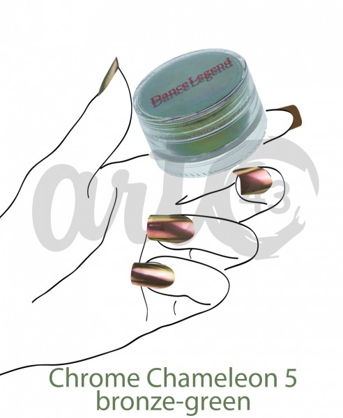 DL Chrome Chameleon 5