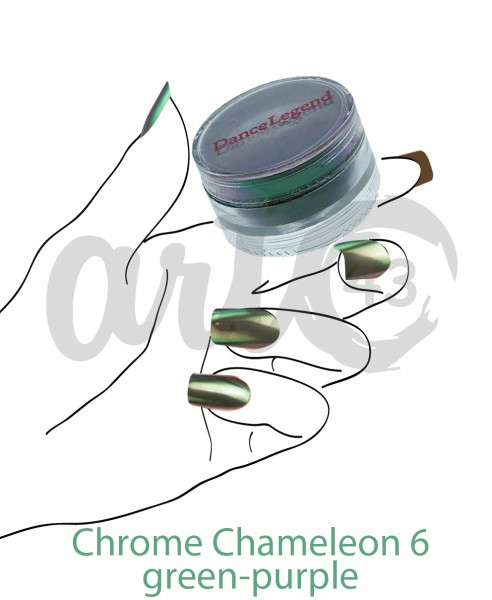 DL Chrome Chameleon 6