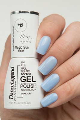 DL Gel Polish Effect 712 Clear