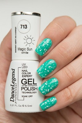 DL Gel Polish Effect 713 White