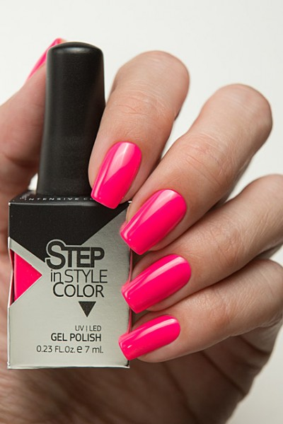 Гель-лак DL Step gel 23