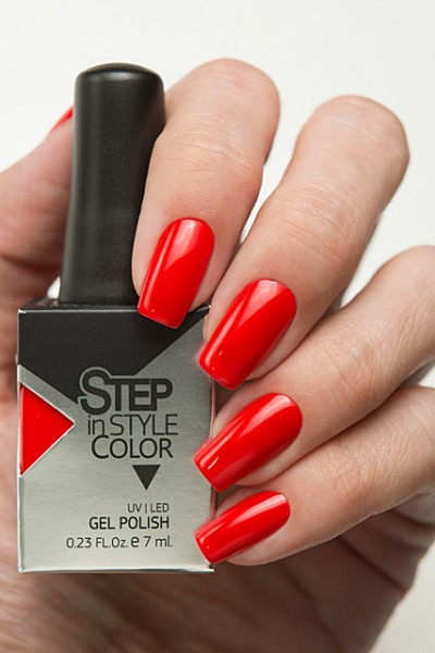 Гель-лак DL Step gel 27