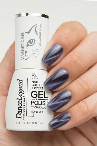 Гель-лак DL Magnetic Gel le28 Thrill
