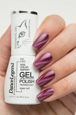 DL Magnetic Gel le29 Rose of Sharon