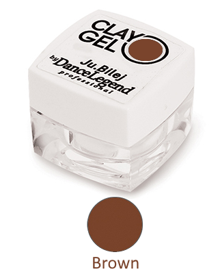 Гель пластилин JB Clay Gel №11 Brown