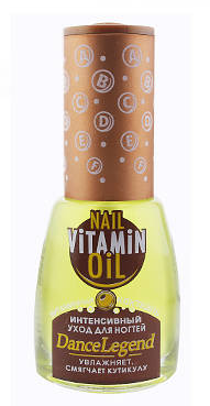 DL Nail Vitamin Oil